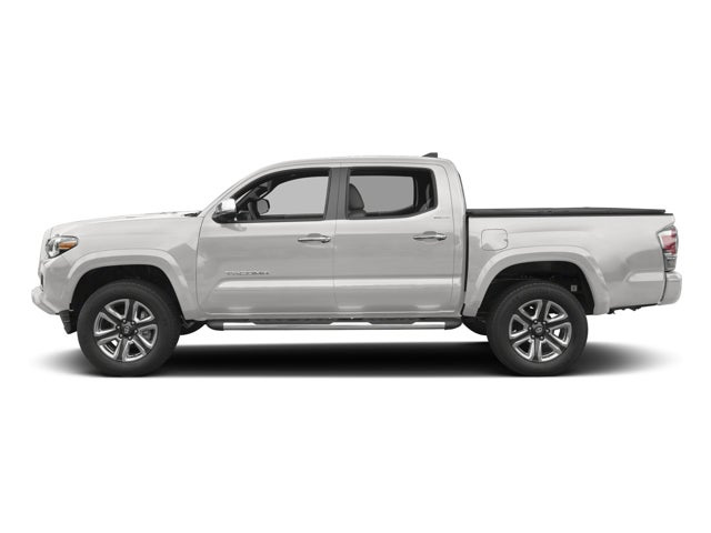 2017 Toyota Tacoma Limited Double Cab 5 Bed V6 4x4 At Natl