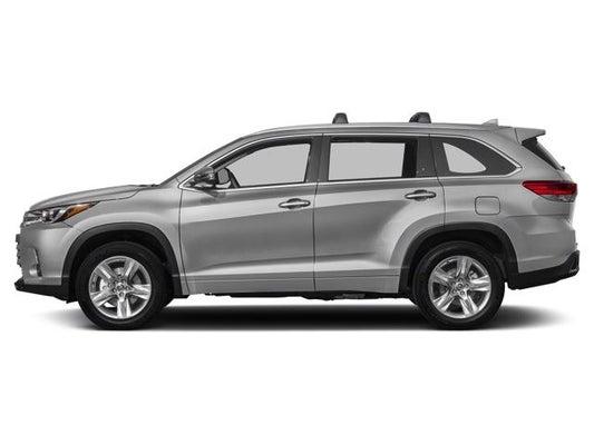 Used Toyota Highlander >> 2019 Toyota Highlander Limited Platinum V6 Awd Natl
