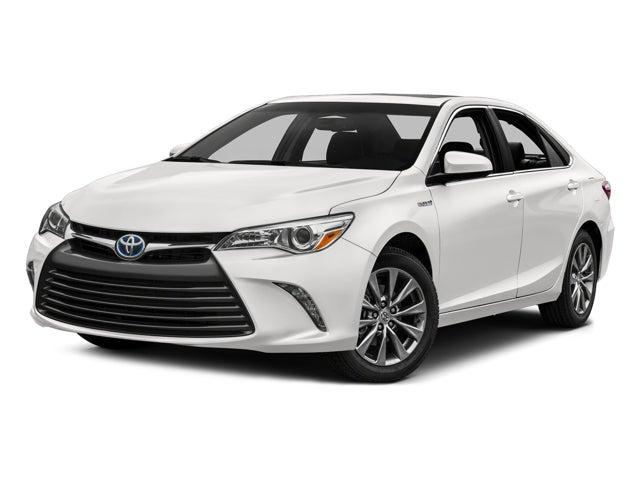 2017 Toyota Camry Hybrid Le Cvt Natl In Oakdale Ny Sunrise