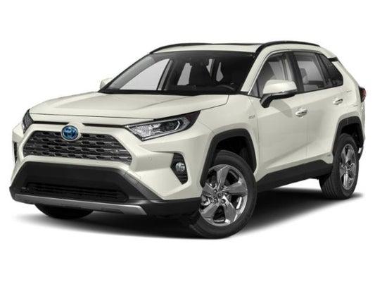 Toyota Rav4 Hybrid Used >> 2019 Toyota Rav4 Hybrid Limited Awd Natl