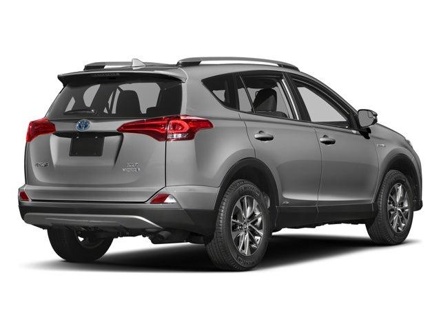 2018 Toyota Rav4 Hybrid Xle Awd Natl In Oakdale Ny Sunrise