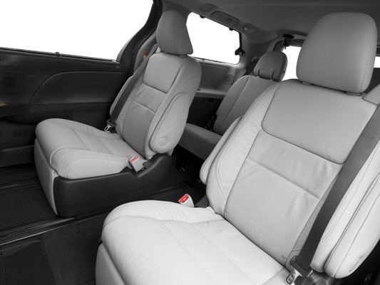 2016 Toyota Sienna 5dr 7 P Van Xle Awd Natl In Oakdale