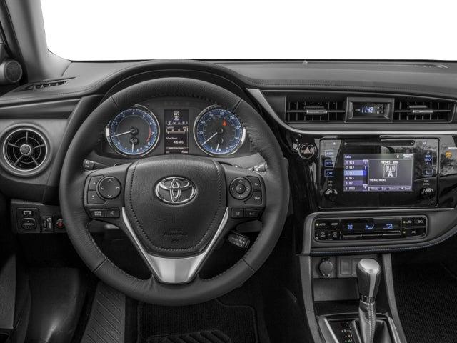 2017 Toyota Corolla Se Cvt Automatic Natl In Oakdale Ny Sunrise