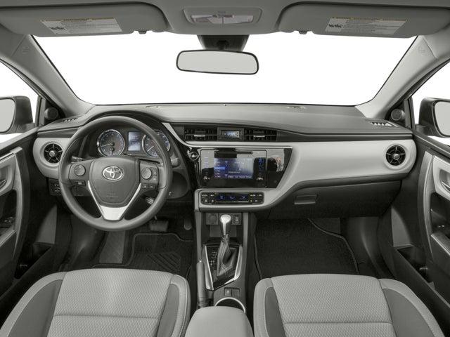 2017 Toyota Corolla Le Cvt Automatic Natl In Oakdale Ny Sunrise