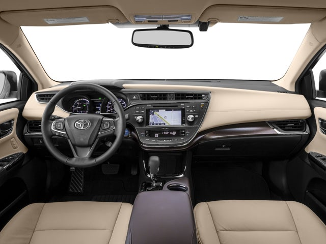 2017 Toyota Avalon Hybrid Xle Premium Natl In Oakdale Ny Sunrise
