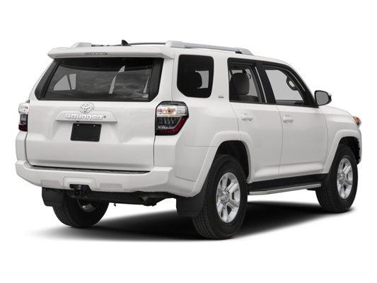 2017 Toyota 4runner Sr5 Premium 4wd Natl In Oakdale Ny Sunrise