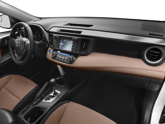 2017 Toyota Rav4 Hybrid Xle Oakdale Ny Area Toyota Dealer