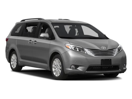 2017 Toyota Sienna Xle Premium Awd 7 Penger Natl In Oakdale Ny