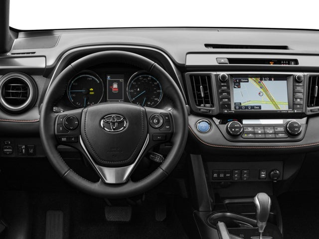 2018 Toyota Rav4 Hybrid Se Awd Natl In Oakdale Ny Sunrise