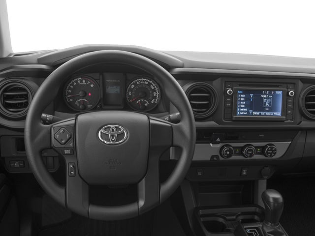2018 Toyota Tacoma Sr Double Cab 5 Bed V6 4x4 At Natl In