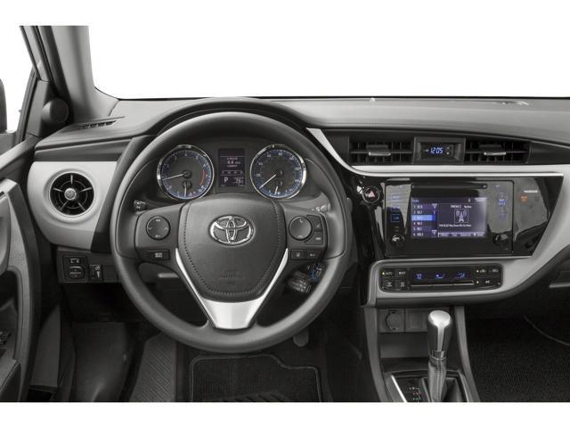 2019 Toyota Corolla Xse Cvt Natl Toyota Dealer Serving Oakdale
