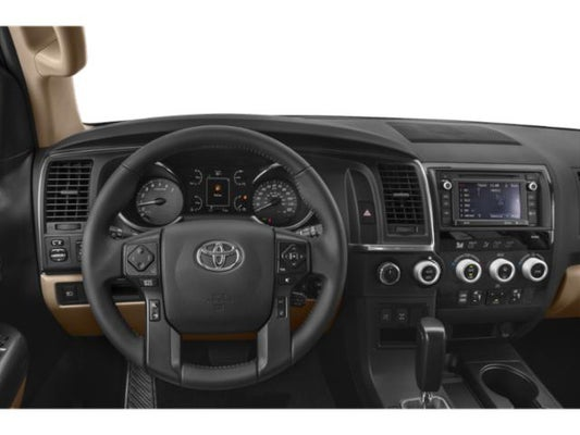 2019 Toyota Sequoia Limited 4wd Natl